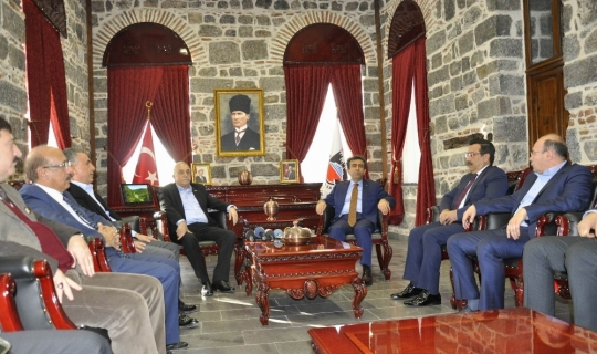 Bakan Fakıbaba Diyarbakır'da