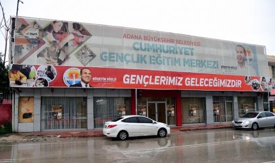 Büyükşehir 15'inci eğitim merkezini açtı