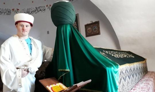 Down sendromlu Ömer'den en içten dua