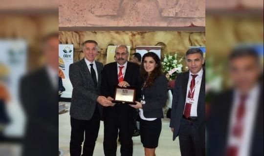 EMİTT fuarında Mardin'e en etkin tanıtım ödülü