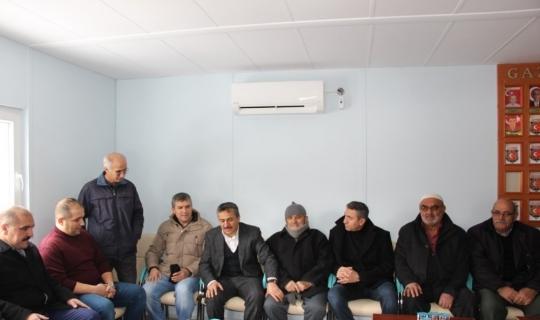 Seydişehir'de Şehit Aileleri ve Gaziler Derneği yeni yerinde