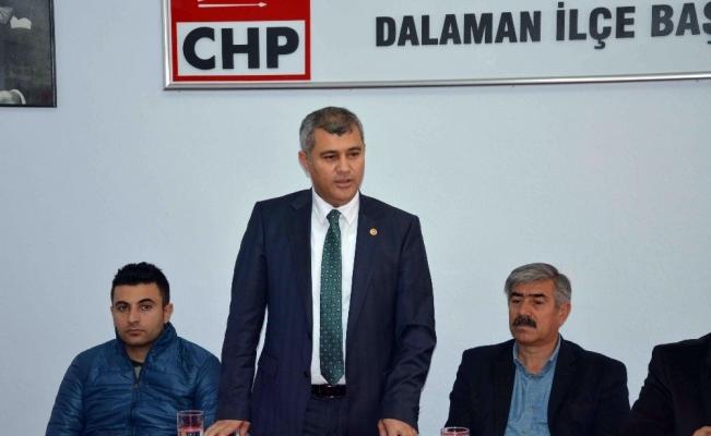 "CHP'li Üstündağ: ""Cumhurbaşkanı adayımızı partimizin üyeleri seçsin"""