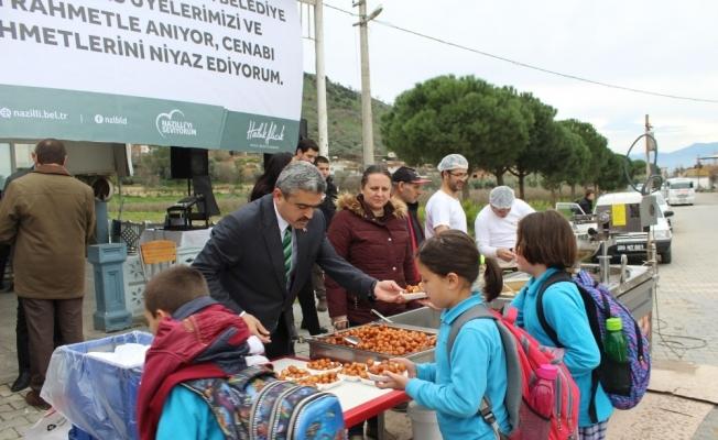 Dr. Rıza Arpaz Nazilli'de anıldı