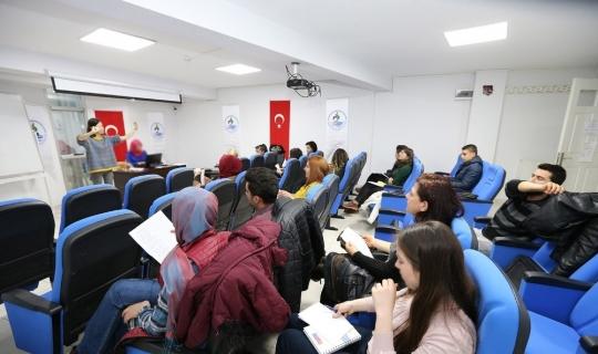 Pamukkale'de ikinci dönem İngilizce kurslarına başvurular başladı