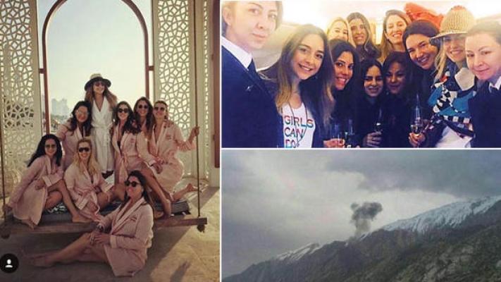 Düşen jetin ateşi Bursa'ya düştü