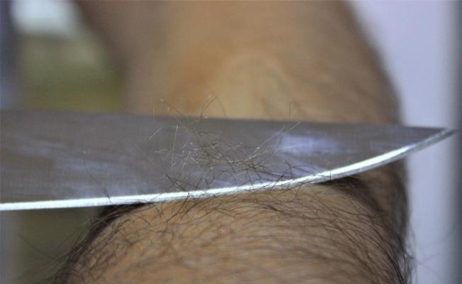 Bursa bıçaklarıyla tıraş bile yapılıyor