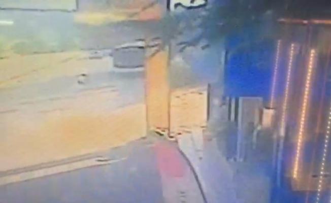 (Özel Haber) Bursa'da tersten giden halk otobüsü dehşeti kameraya yansıdı...