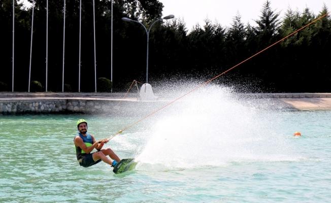 Su kayağı tutkunları Osmangazi'de buluşacak