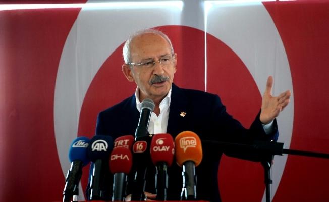 """Kılıçdaroğlu: """"Türkiye bir ekonomik krizle karşı karşıya"""""""