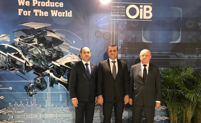Türk otomotiv yan sanayi Almanya'da 'kalite' şovu yaptı