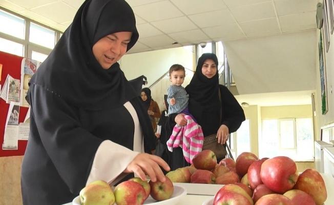 Yarım elma gönül alma