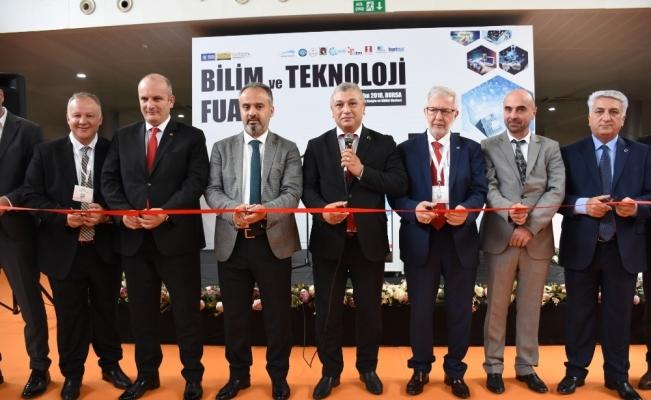 Bilim ve teknolojinin kalbi Bursa'da atıyor