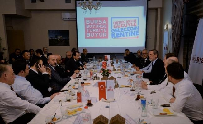 Ankara'da büyük Bursa buluşması