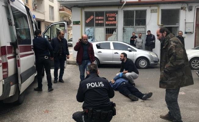 Kahvelerin önünde kurşun yağdırılan adam öldü
