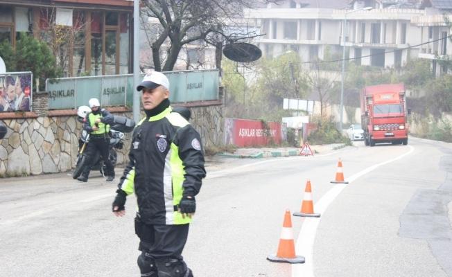Bursalılar hafta sonunu donarak geçirecek