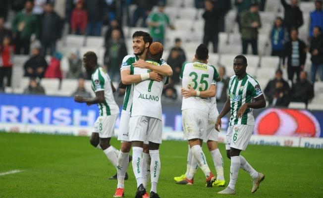 Bursaspor'dan ilginç istatistik