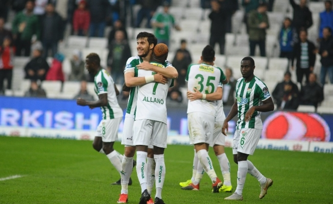 Bursaspor'un rakibi Göztepe