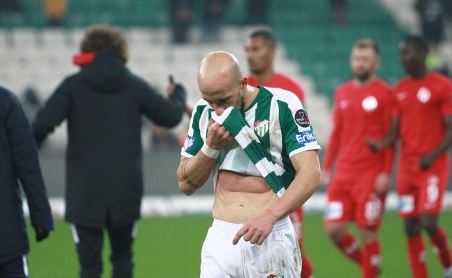 Spor Toto Süper Lig: Bursaspor: 0 - Antalyaspor: 2 (Maç sonucu)