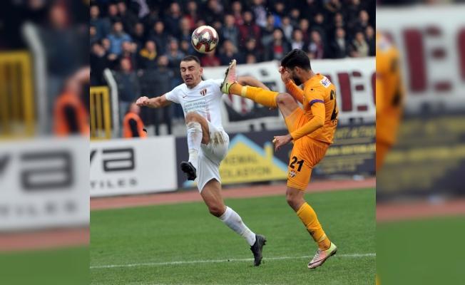 TFF 2. Lig: İnegölspor: 0 - Eyüpspor: 1