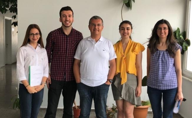 Uludağlı öğrencilere TÜBİTAK'tan Türkiye birinciliği