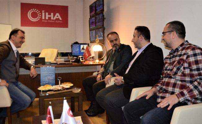 Bursa Büyükşehir Belediyesi 500 bin bez torbayı ücretsiz dağıtacak