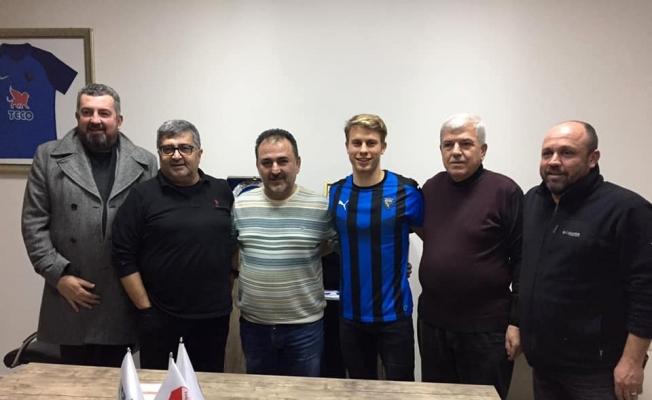 İsmail Çokçalış Karacabey Belediyespor'da
