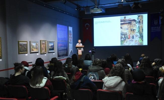 Müzede modern sanata 'Bakış'