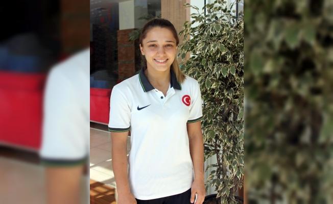 Osmangazi Belediyespor'un millî gururu