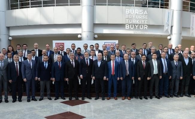 Bursa için güç birliği
