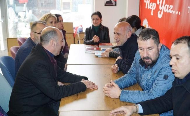 Bursa'da demokrasinin Güzelliği