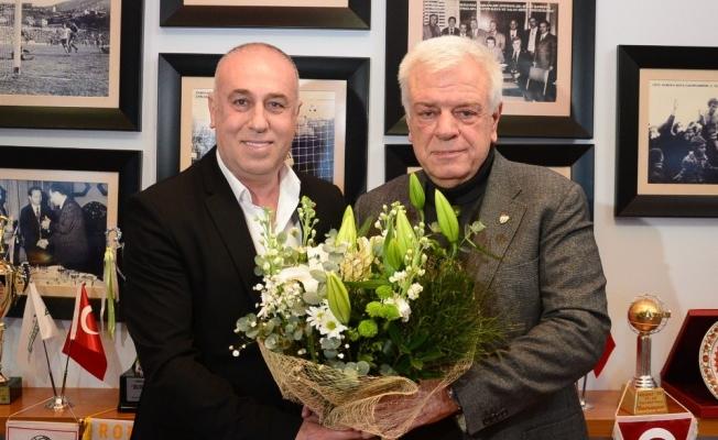 Bursasporlu eski futbolculardan Bursaspor'a destek