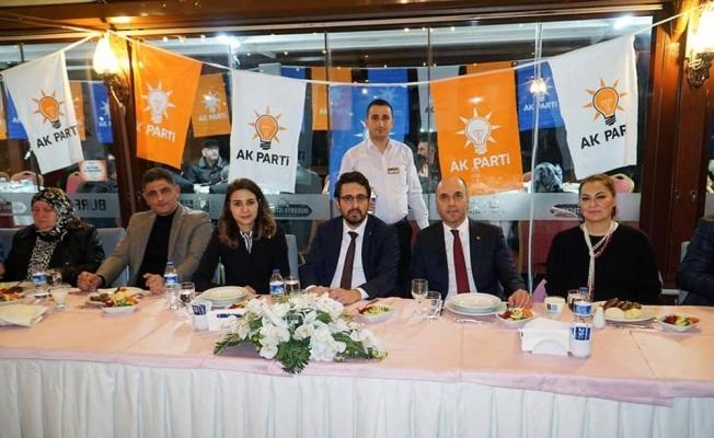 Cumhur ittifakı Mudanya'da bir araya geldi