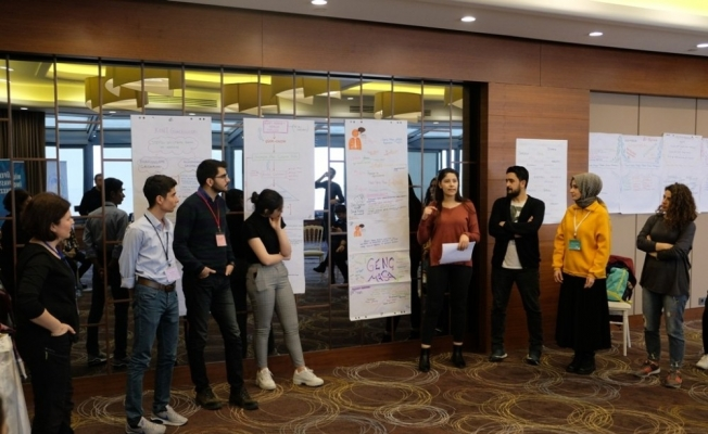 Gençler katılımcılığı ulusal model haline getirdi