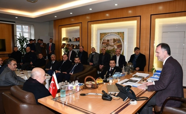 """MHP Genel Başkan Yardımcısı Vahapoğlu: """"Cumhur ittifakının en yüksek oyu alması için ne gerekiyorsa yapacağız"""""""