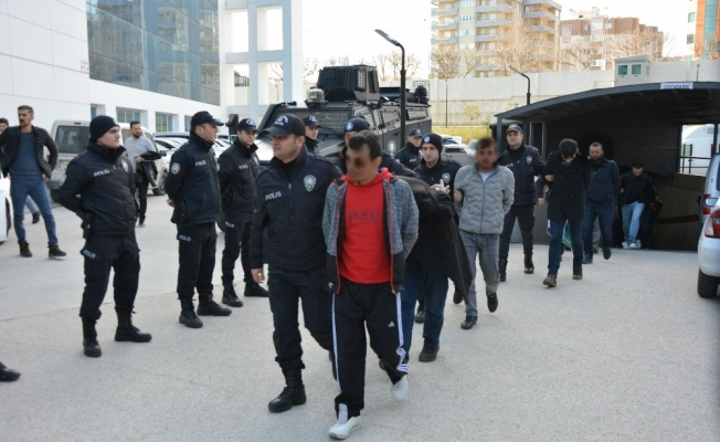 Narko Timsah operasyonunda gözaltına alınanların pişkinliği: