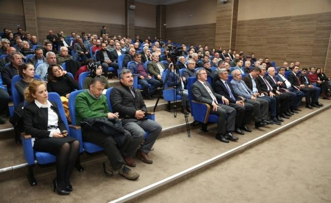 Bozbey: Yerel yönetimler markalaşmaya destek vermeli