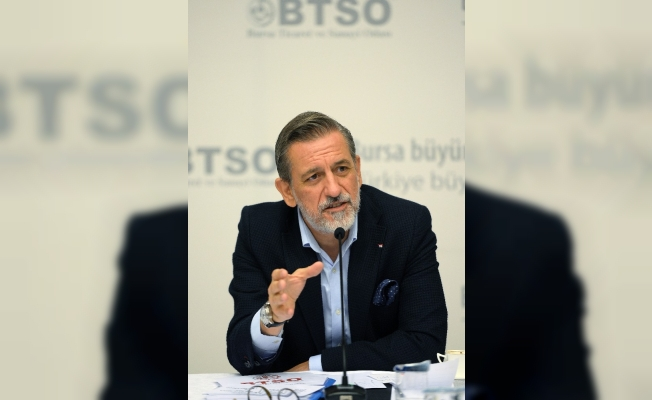 """Burkay: """"Türkiye'nin büyüme hamlesi üretim ve ihracat odaklı olmalı"""""""