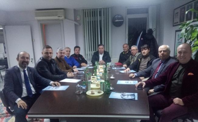 Bursa'da amatör spor için güç birliği