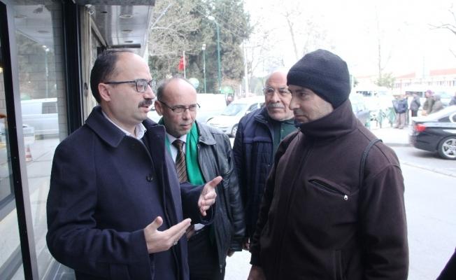 """Osman Mesten: """"Projelerin dağ ilçelerine çok ciddi katkısı olacak"""""""