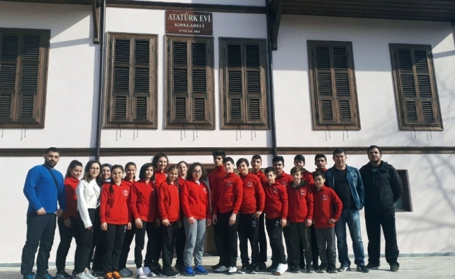 Osmangazili genç judocuların şampiyonluk sevinci