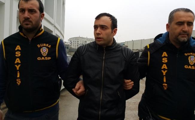 Oyuncak silahla PTT'yi soymuştu, adliyeye sevk edildi