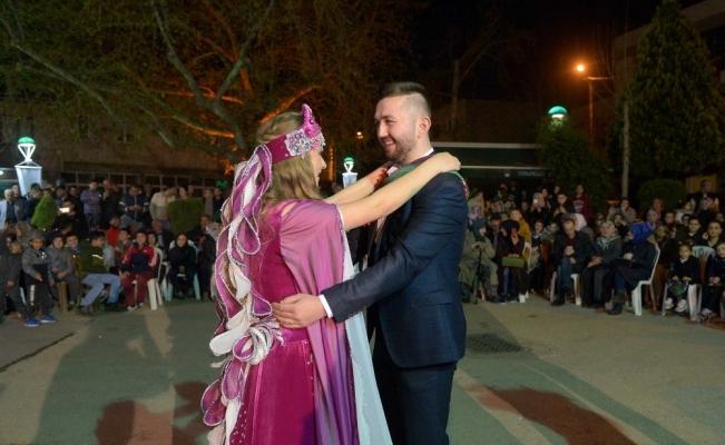 Bin yıllık gelenek Osmangazi'de gün yüzüne çıktı