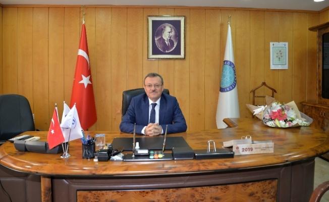 Bursa Uludağ Üniversitesi'nde Prof. Dr. Kılavuz görevi devraldı