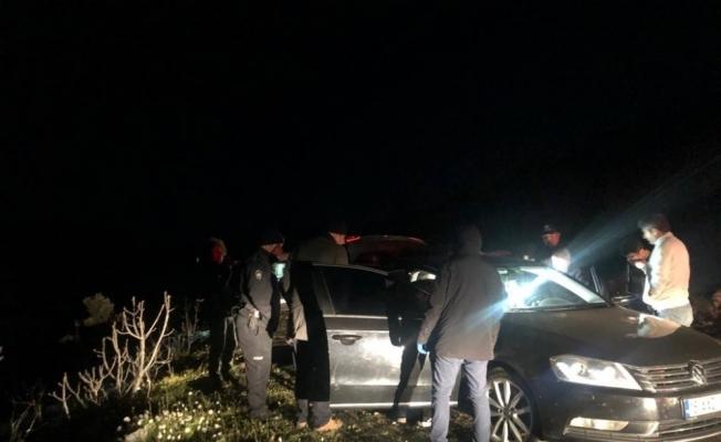 Bursalı zeytinci genç lüks otomobilinde ölü bulundu