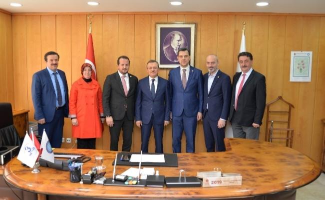 Esgin'den Bursa'ya tematik üniversiteler teklifi