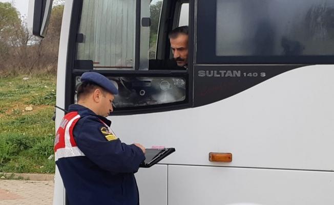 Jandarmadan huzur operasyonu: 46 gözaltı