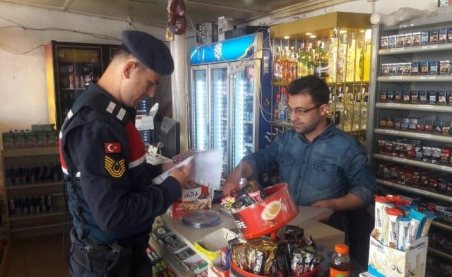 """Jandarmadan """"Türkiye Duman"""" uygulaması: 29 gözaltı"""