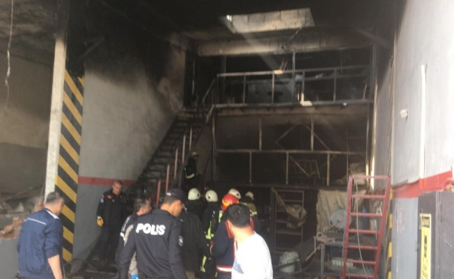 Patlamada ağır yaralanan kadın işçi hayatını kaybetti