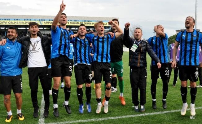 TFF 3. Lig: Karacabey Belediyespor: 2 - Kocaelispor: 1