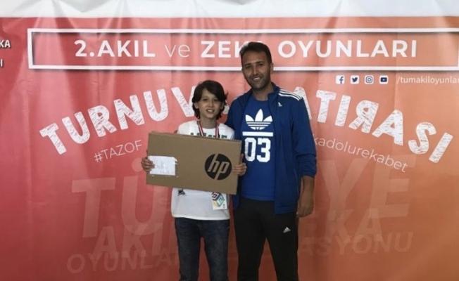 Türkiye'nin en iyi mangala oyuncusu Bursa'dan çıktı